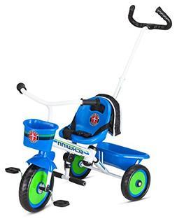 Schwinn Easy Steer Tricycle, Blue