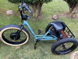 Electric Sun Baja Adult Fat Tire Trike