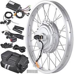 """AW 16.5"""" Electric Bicycle Front Wheel Frame Kit for 20"""" 36V"""