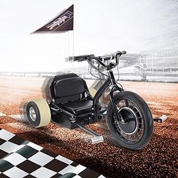 SAY YEAH Electric Drift Go Car 500W 48V Trike Single Rider F