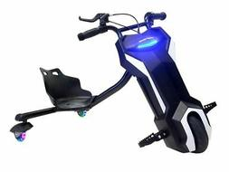 Weduu Electric Drifting Scooter Tricycle LED Lights Non-Slip