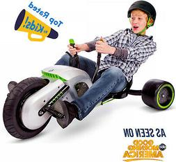 Huffy Electric Green Machine 24 Volt Battery Powered Ride On
