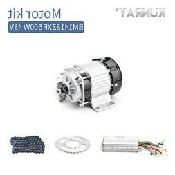 Electric Motor 48V500W BLDC Brushless Motor Complete Motor K