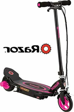 Electric Scooter - Pink for kids Easy to use beginner