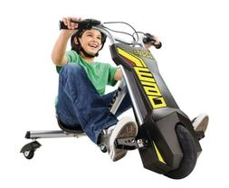 Electric Tricycle scooter Power Rider Trike 3-wheeler Ride o