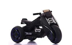 AB VOLTS Kids Electric Tricycle - 3 Wheel Battery Powered Tr