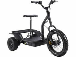 Mototec Electric Trike 48v 1200w-Continental US ONLY