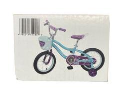"Schwinn Elm Girl's Bike with SmartStart, 14"" Wheels, Teal"