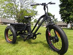 Fat tire Electric Tricycle, Mobility Trike Scooter