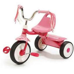 Folding Tricycle Best Bike For Kids Toddlers Girls Trike Pin