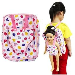 Funny Toy for Kids Baomabao Children Kids Backpack Doll Carr