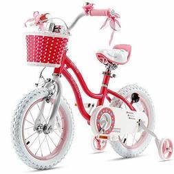 RoyalBaby Girls Bike Stargirl 12 Inch Girl's Bicycle  Assort