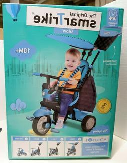smarTrike Glow 4 Trikes in 1 Light Weight Baby Trike - Blue