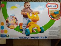 Little Tikes Go and Grow Lil' Rollin' Giraffe Ride-on Toddle
