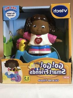 GoGo Smart Friends VTech CiCi and her Tricycle Pretend Play