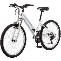 Roadmaster 24-Inches Granite Peak Girls' Mountain Bike Made