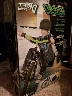 Huffy Green Machine Drift Trike