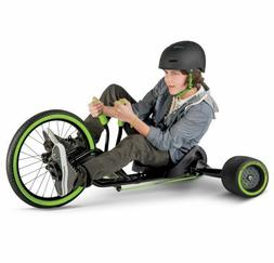 """Green Machine RT 20"""" 3-Wheel Tricycle Cycling Ride Ons Bicyc"""
