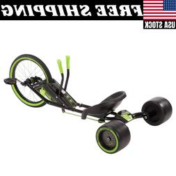 Huffy Green Machine RT 3 Wheel Tricycle 20 Inch Big Wheel Fo