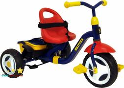 Kettler Happy Navigator Fly Convertible Tricycle with Push H