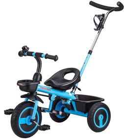 High Bounce Kids Tricycle - Extra Tall 3 Wheel Kids Trike, F