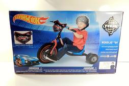 """Huffy Hot Wheels 16"""" Slider Ride-On Tricycle ~ New In Box"""