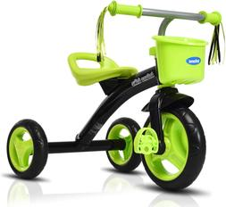 INFANS Lightweight Tricycle for Toddler & Children Age 2-5 Y