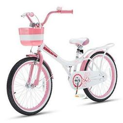 Jenny Girls Kids Bike 12 14 16 18 20 Inch Jenny Pink 20 Inch