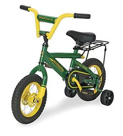 "John Deere Heavy Duty 12"" Bicycle"