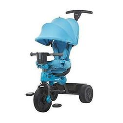 Joovy Tricycoo 4.1 Tricycle, Blue Blue