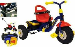 Kettler Happy Air Navigator Fly Convertible Tricycle with Pu