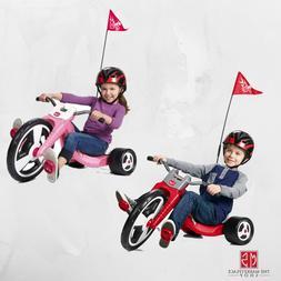 Kids Tricycle Radio Flyer Trike Big Flyer Chopper 16 Front W