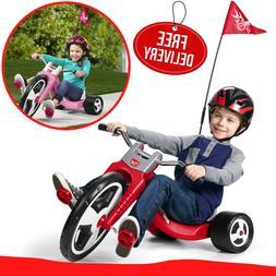 Kids Big Wheel Trike Chopper Tricycle Sport 3 Wheeler Toy Gi