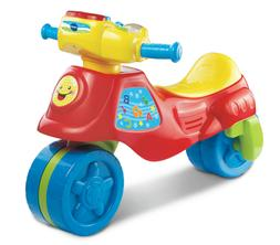 Kids Motorbike Toy with Activity Learning Educational Panel
