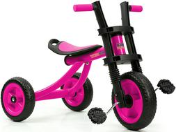 kids tricycle extra tall 3 wheel kids
