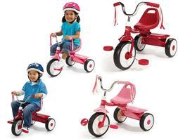 Kids Tricycle Toddler Children Summer Unisex Toy Assembled R
