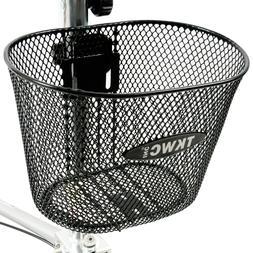 Knee Scooter Basket Accessory by TKWC INC - Universal Bracke