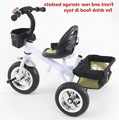 HotOne 4 1 stroller Classic Kids tricycle: child