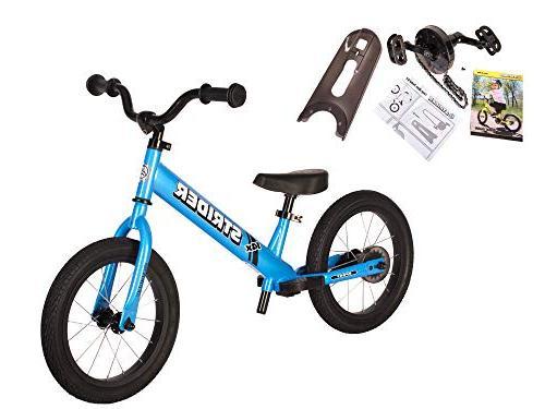 1 balance bike w pedal