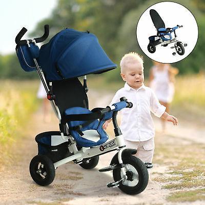 1 toddler tricycle trike stroller