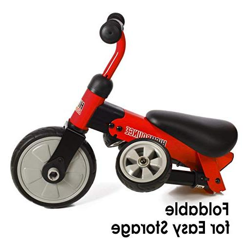 High Bounce 2 in 1 Toddler Switch from Bike Trike