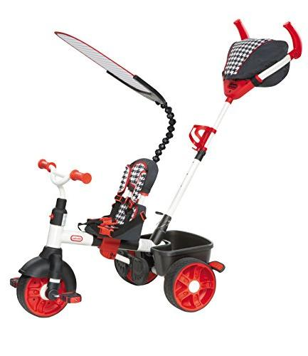 Little Tikes Ride Red/White, Edition