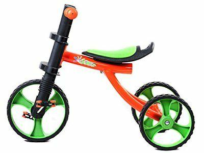 12 inch kids tricycle 3 wheels toddler
