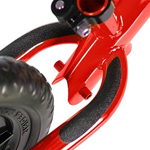 Strider 12 Balance Bike Red