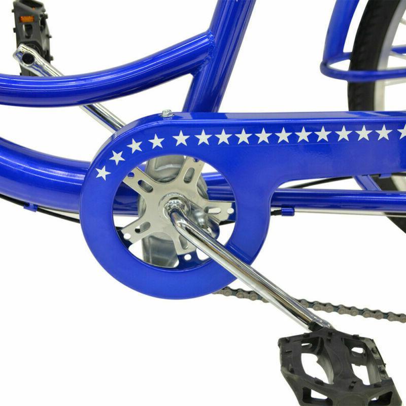 16/20/24/26'' Unisex Adult 3 Wheel Bicycle
