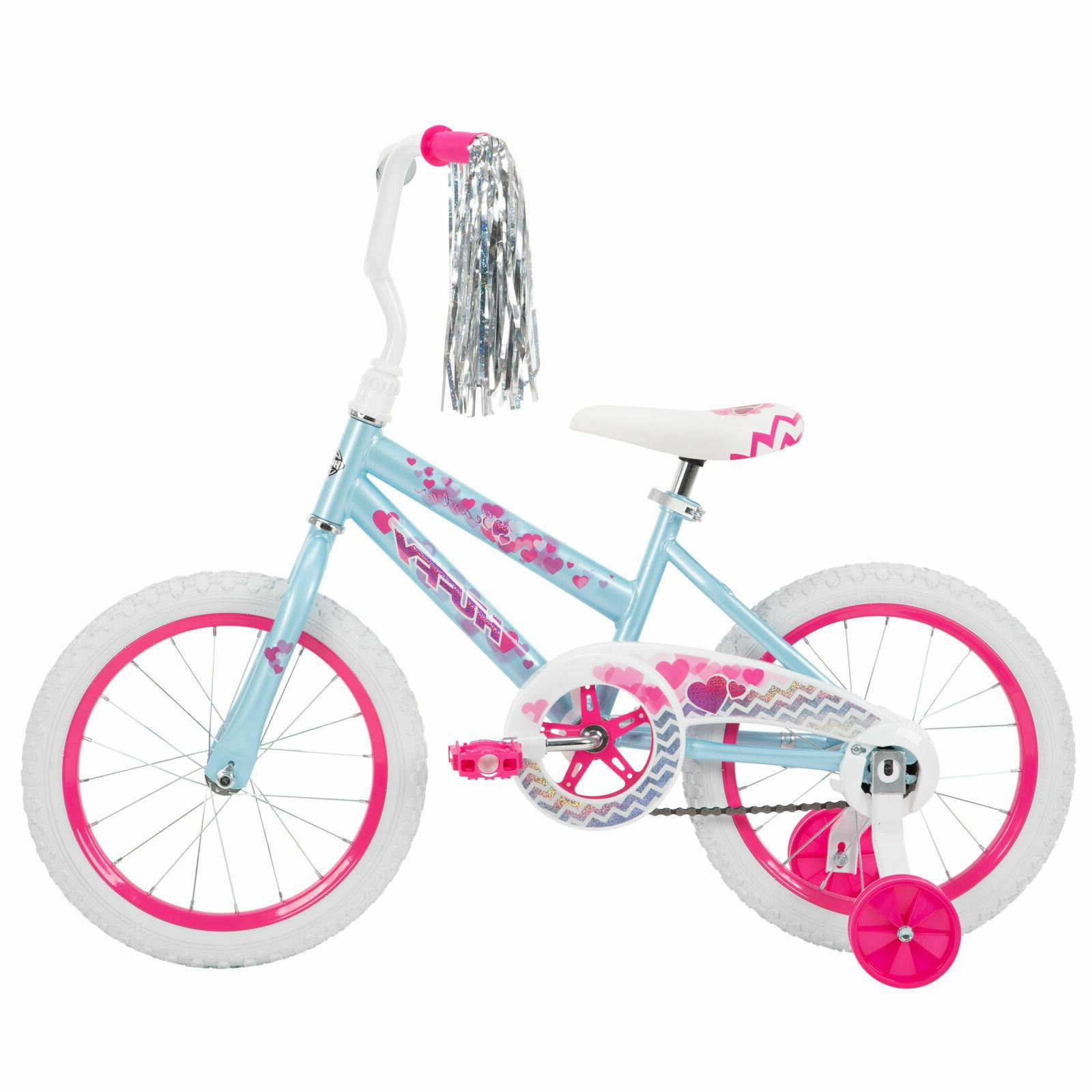 "Huffy 20"" Sea Star Girls' Build Bike, Light"