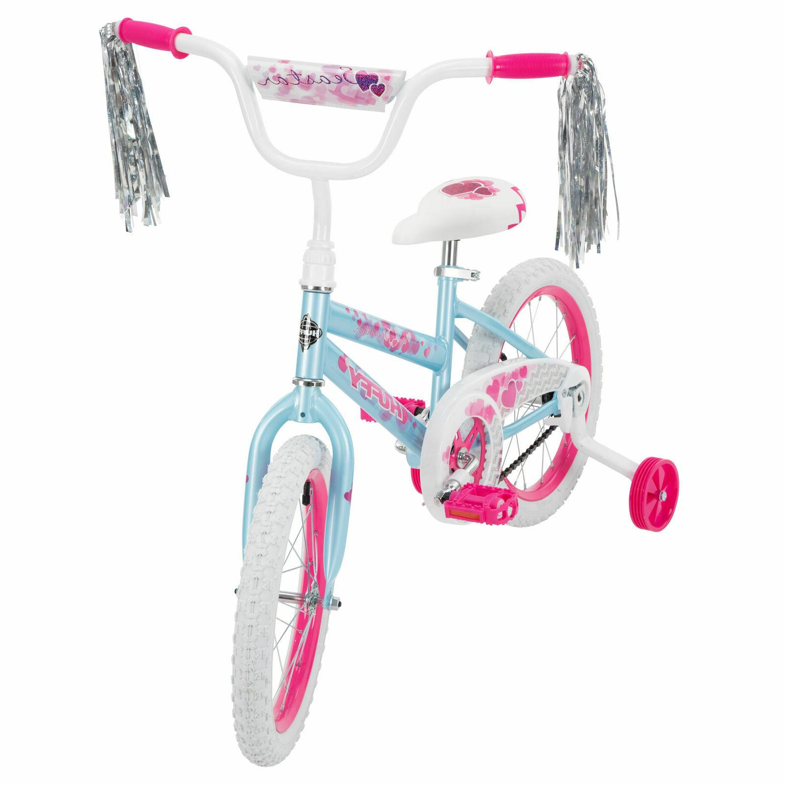 "Huffy 20"" Girls' Light & Pink"