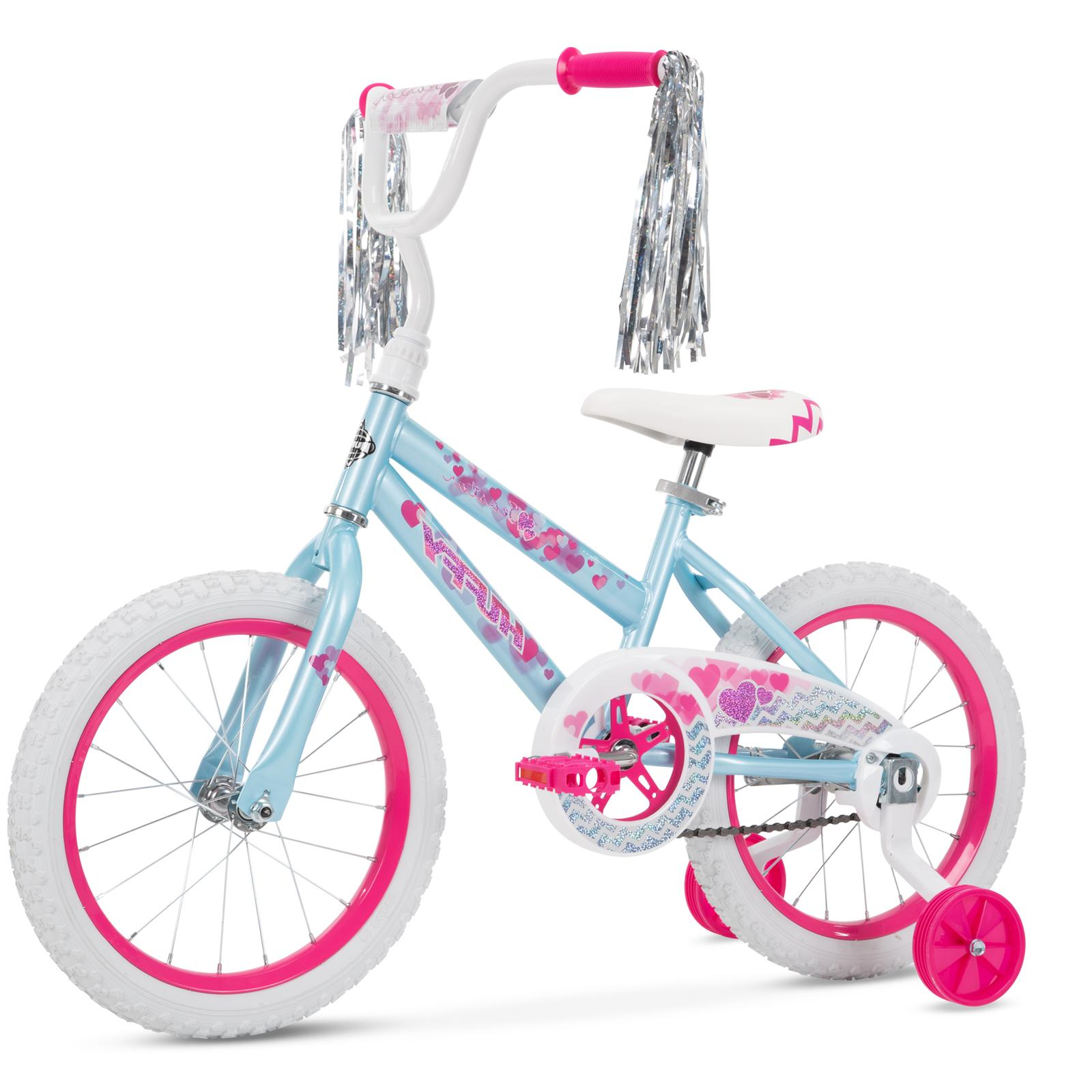 Huffy Girls' EZ Light Pink