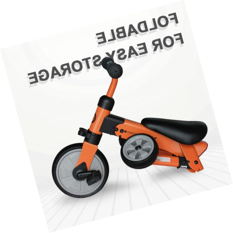XJD in Kids Tricycles 2 Years Old Boys Toddl