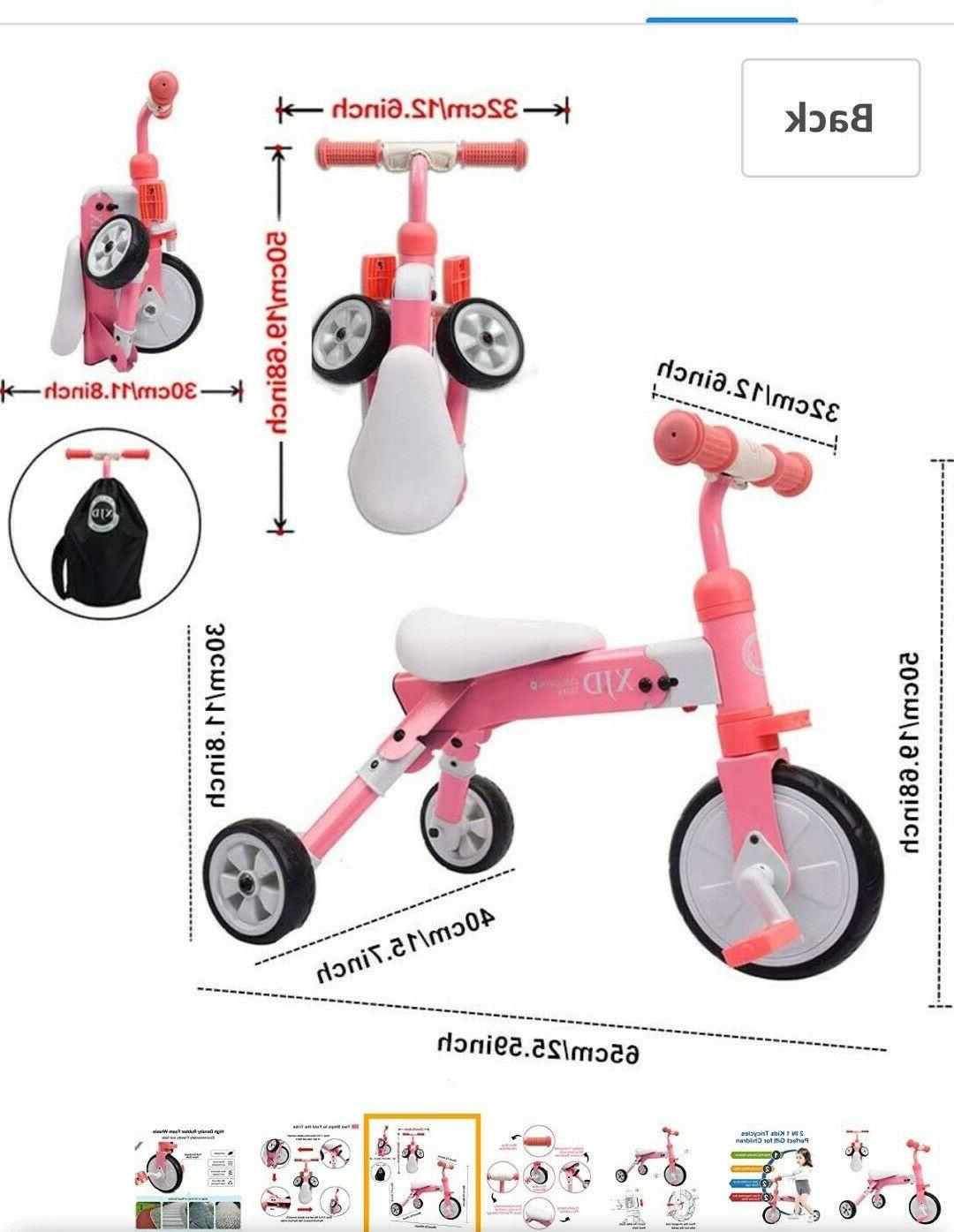 2 Tricycles for 2 4 Years Up Boys Kids Trike